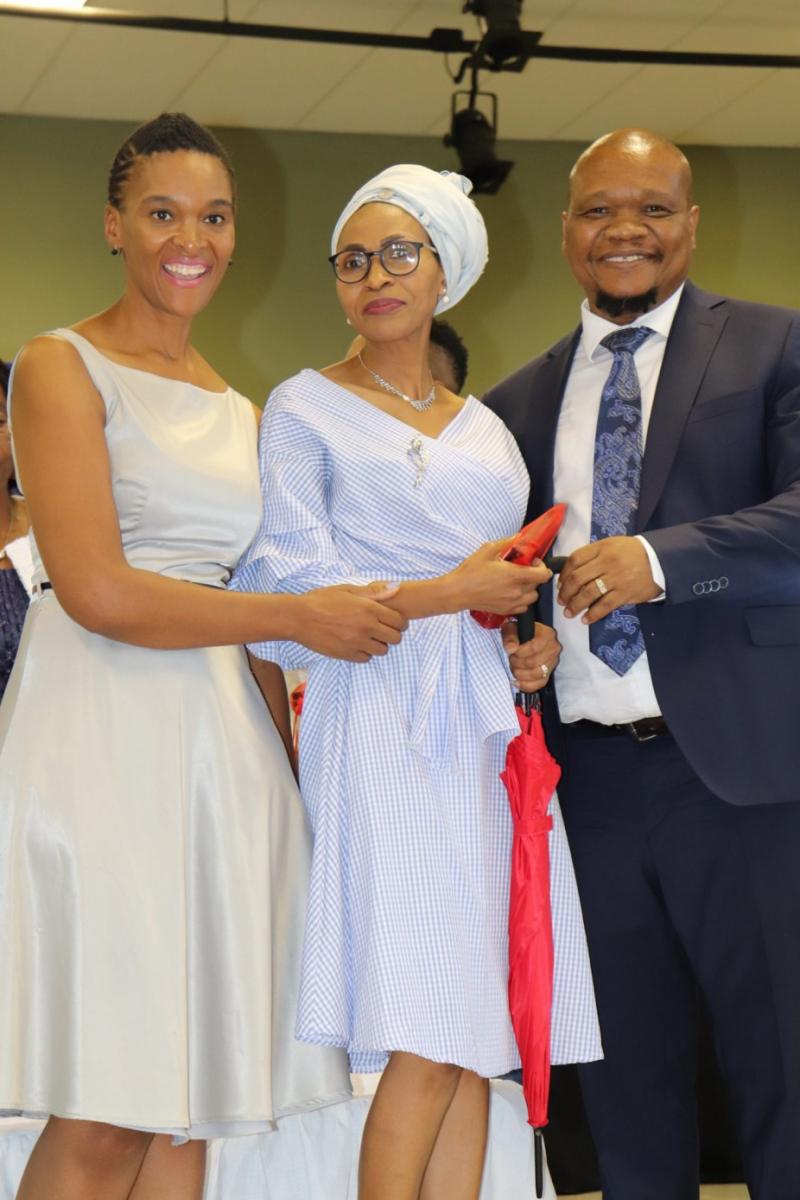 Fezile Dabi Well Done Function for the 2018 NSC Results